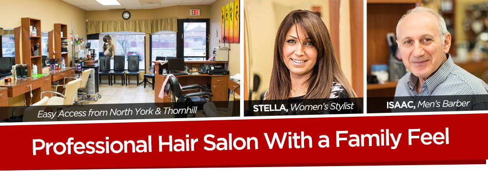 iMax - Professional Hair Salon with a Family Feel